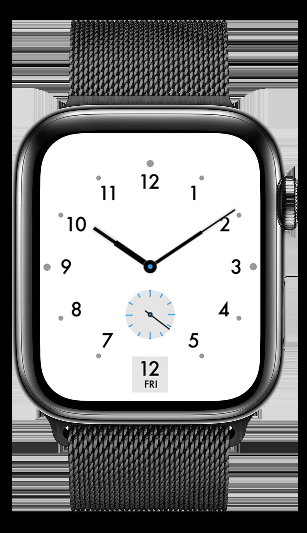 Exploring Custom watchOS Watch Faces - David Smith