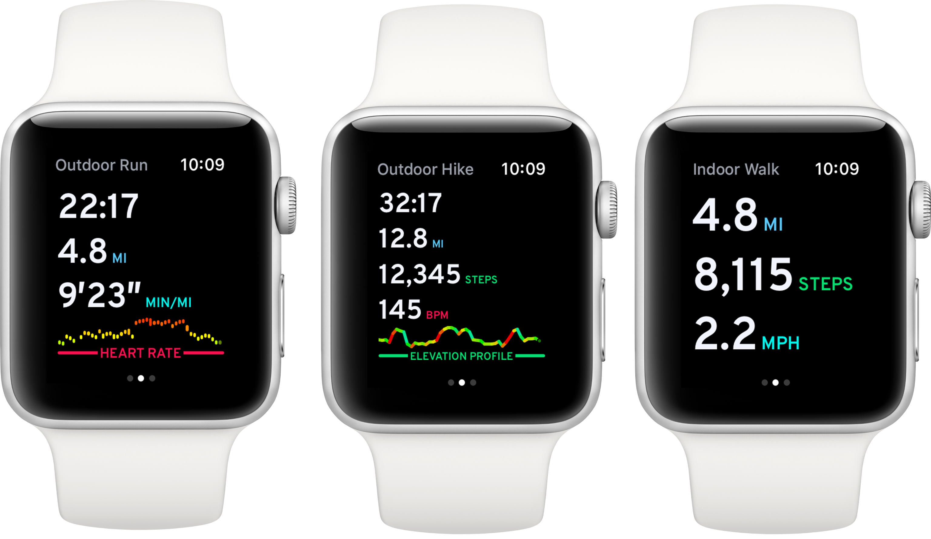 Best hiking apps for apple watch 3